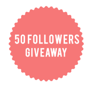 50 Followers Thank You Bibliophile Gathering