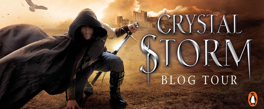 Crystal Storms Blog Tour + Giveaway!