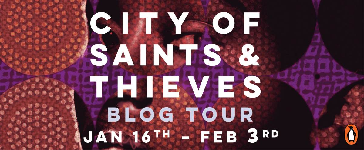 Guest Post: Top 5 Things to Know About City of Saints and Thieves by Natalie C. Anderson + Giveaway
