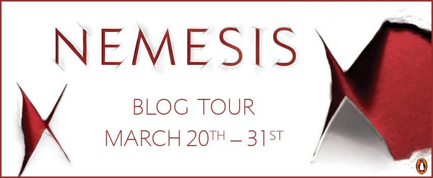 Blog Tour + Giveaway: Nemesis by BrendanReichs