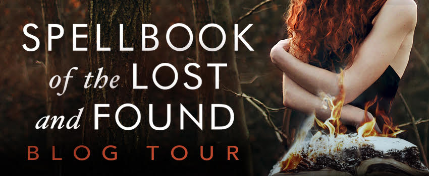Blog Tour: Spellbook of the Lost and Found by Moïra Fowley-Doyle + Giveaway